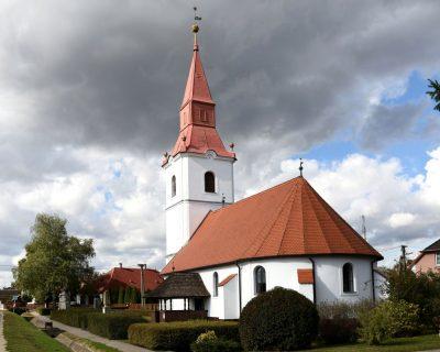 Milotai templom