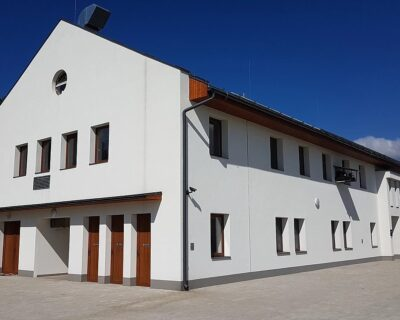 Laboratórium és Oktatási Épület (DEK)