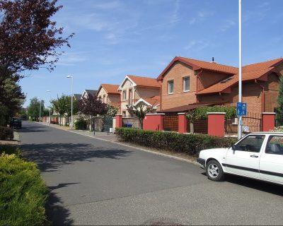 Vezér utcai lakópark