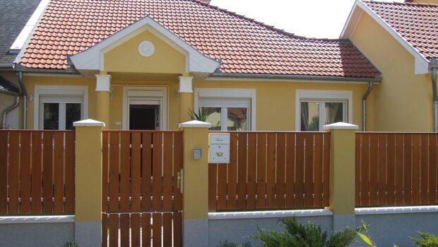 családi házak építése
