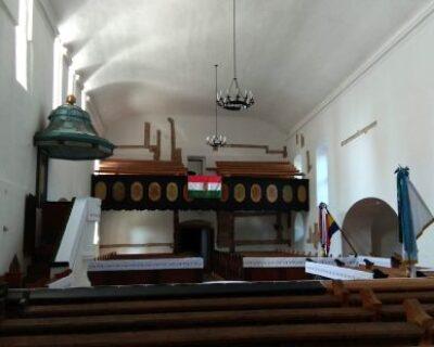 Berekböszörményi Református Templom