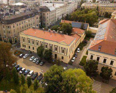 Püspöki Hivatal felújítása IV. ütem